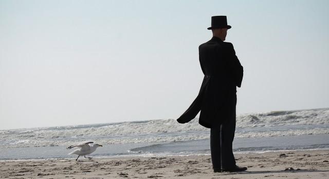 On the seaside