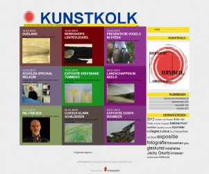 kunstkolk website
