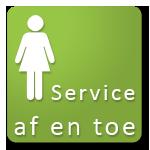 vrouwsel service af en toe