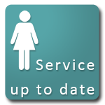 vrouwsel service up to date