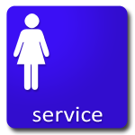 Vrouwsel service